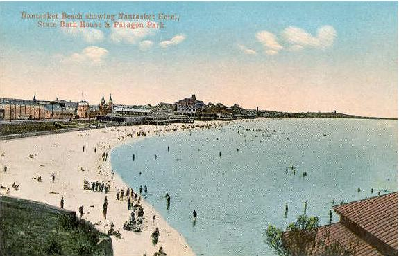nantasket beach post card courtesy of wikipedia